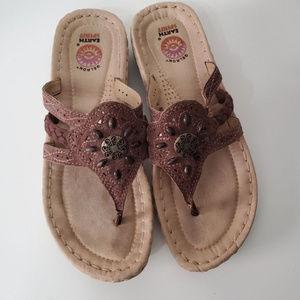Earth Spirit Gelron sandals size 8
